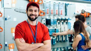 Como administrar uma loja de material de construção?
